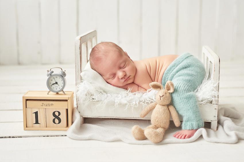 Cómo dar la noticia del nacimiento de un bebé